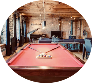 Montreal Private VIP Loft Party Package